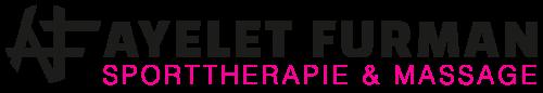 Ayelet Furman Sporttherapie Logo